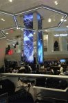 QSTECH Manufactured 2 Pieces of LED Display to Decorate The H&M Store in America