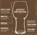 Angry Orchard Develops Orchard Glass for Cider Connoisseurs