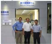 LayTec AG of Berlin Opened Its New Training Center in Hsinchu