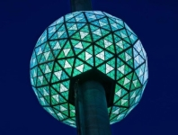 2013 Ball Will Be Illuminated with 32,256 Energy-Efficient Philips LED Lights