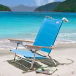 Kick Back on The Warm Sand with a Beach Chair and Let All Your Troubles Wash out with Tide