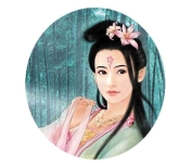 In Ancient China,There Were Seven Steps in Cosmetic Makeup for The Belles