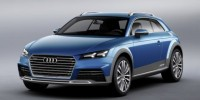 Audi Allroad Shooting Brake Concept Will Be Revealed at 2014 Detroit Motor Show