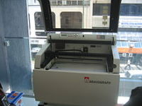 A Laser Engraving Machine Can Be Thought of as Three Main Parts