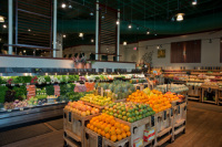 Ge's New PAR38 LED Lamps Help The Fresh Market Maintain Its Specialty Atmosphere