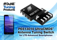 Peregrine Has Launched a Single-Pole, Single-Throw (SPST) Antenna Tuning Switch