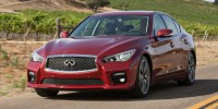 Infiniti Australia Showes The Details of Infiniti Q50 in 2014