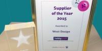 West Design Picks Up Hobbycraft's Supplier Of The Year Award