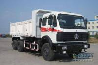 North Benz Heavy Truck Delivered 2,459 Units of Trucks,up by 207% Year on Year