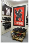 Urban Bike Accessories Brand Chrome Industries Has Opened a Pop-up Retail Store in Berlin