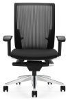 Global G20 High Back Synchro-Tilt Mesh Chair
