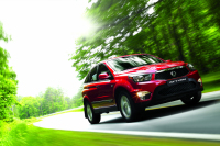 SsangYong Motor Has Launched Nomad to Cater to The Demands in Central Asia