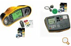 The Fluke 1654B/LIM EDITION Includes Free Software and an Earth Spike Kit