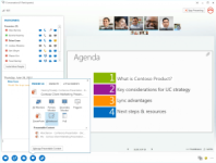 Microsoft's Lync Conference 2013 Saw a Demonstration of The Lync Communications Platform