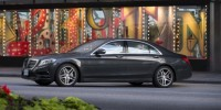 Eerie Though It Is, The Mercedes-Benz S-Class Can See Things Before Its Driver