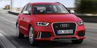 Audi RSQ3 Has Been Revealed Ahead of The Performance Q Model's Debut