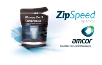 Amcor and Bosch Develop ZipSpeed Material for New Doy Zip Bagger