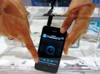 Smartphones Waterproof Processing Services Landfall in Japan