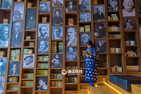 China's Most Artistic Library Opens Wuzhen