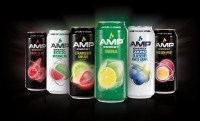 AMP Energy Has Unveiled Four New Flavors to Its Energy Category