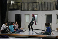 Choreographer Discovers The Color in Human Movement
