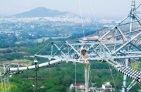 The World's First Live Work on UHV Line with Double Circuits on Same Towers Implemented Successfully