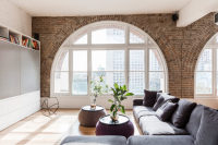 Converted Warehouse Apartment With Historic Past And Original Brickwork