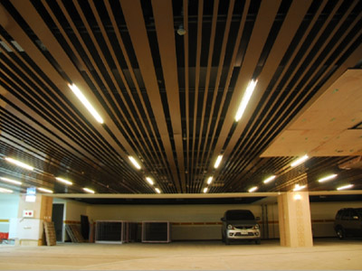 LRC Study Shows Uniform Lighting in Parking Lots Provides Better Sense of Security