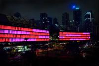 The World's Largest Interactive Light in Public Art Platform of Australia