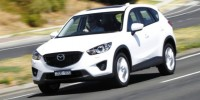 Mazda Cx-5 Has Claimed The Small SUV Class Crown Before 2012's Winner