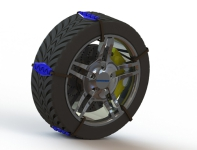 Hyper Industries Introduces New Tire Traction System for Winter Driving