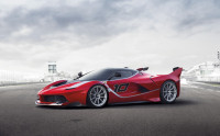 Ferrari Has Unveiled Its Most Powerful Model Named Fxx-K