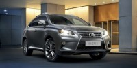 The Lexus RX270 X Special Edition Launched