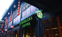 Chinese Pay Higher Price for Starbucks Coffee
