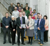 UCC Received an Intel Outstanding Researcher Award for 2013
