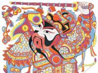 Chinese Folk Art Reflects The Long History of Popular Customs and Traditions in Chinese