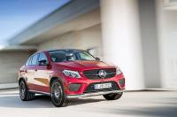 Mercedes-Benz Launches Gle Coupé