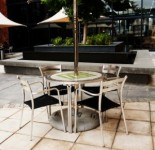 The Material That Outdoor Furniture Is Constructed with Has Been Relatively Consistent