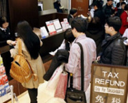 Chinese Dominate Overseas Markets in The Holiday