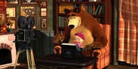 Cartoonito Teams with Toys R Us for Masha and The Bear Campaign