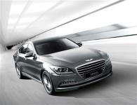 New Global Flagship Genesis Sedan Will Be Showed by Hyundai in Australia