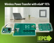 EPC Would Launch Witricity Demo System Featuring High-Frequency eGaN Fets