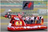 Chinese Grand Prix Held in Shanghai International Circuit