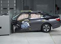 New IIHS Crash Tests Showed That Luxury Models Were Outperformed by Some Family Cars