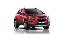 Trax SUV Is Debuted by Chevrolet at Paris Motor Show