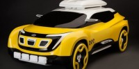 A Collection of Student-designed Mahindra Concept Cars Was Revealed