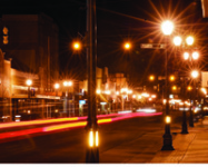 LED Street Lighting Has Lots of Potential Benefits