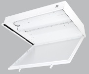 Columbia Lighting Assure The Reign of T8 Fluorescent Tubes with Affordable LED Troffer-LJT
