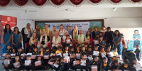 Hape Heads to Nepal and China for We Care We Share Charity Toy Giveaway