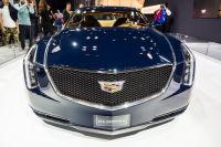 Cadillac CT6 PHEV in Shanghai Auto Show